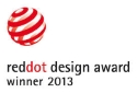 Is een Red Dot Design Winner