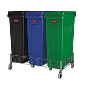 Rubbermaid slim Jim accesoires