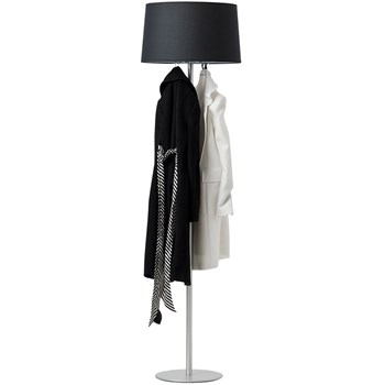 Design Kapstok en Lamp - Coatlamp afbeelding