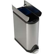 Simplehuman Butterfly Recycle 40 liter